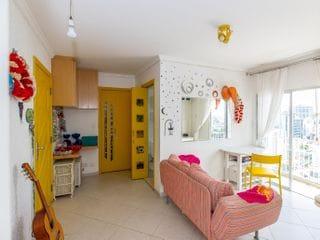 Foto do Apartamento-Ótimo Apartamento com 1 dormitório à venda, 41 m² - Cambuci - São Paulo/SP