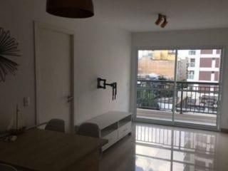 Foto do Apartamento-Apartamento com 1 dormitório para alugar, 40 m² por R$ 2.500/mês - Consolação - São Paulo/SP
