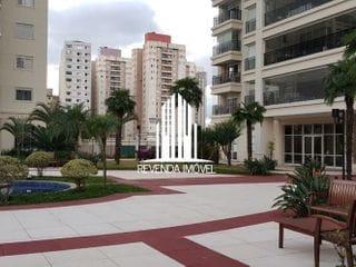 Foto do Apartamento-Apartamento na Aclimação com 4 suítes 4 vagas a venda 227m² por R$ 3.200.000,00