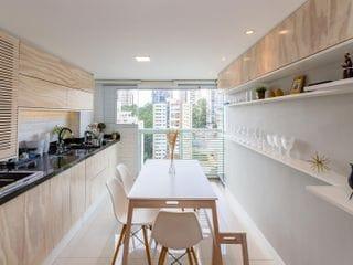 Foto do Apartamento-Ótimo Apartamento com 2 dormitórios à venda, 57 m² - Panamby - São Paulo/SP