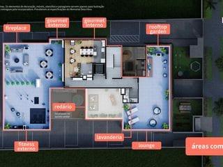 Foto do Apartamento-Lançamento Keep Urban Habitat - Apartamento à venda de 2 quartos, sendo os dois suítes, Água Verde, Curitiba, PR