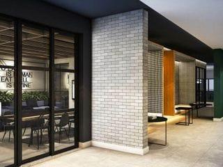 Perspectiva do Apartamento-Freedom - 72m² (sem sacada), Apartamento na Gleba Palhano, Londrina, PR
