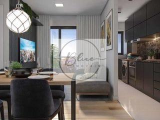 Foto do Apartamento-Apartamento à venda 2 Quartos, 1 Vaga, 64.4M², Tingui, Curitiba - PR