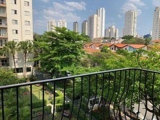 Foto do Apartamento-Apartamento para Locação Vila Firmiano Pinto , 3 Quartos , 40m .
