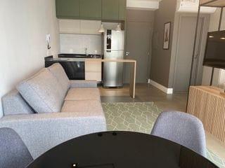 Foto do Apartamento-Apartamento para Locação Vila Mariana , 1 Quarto , 1 Vaga , 40m