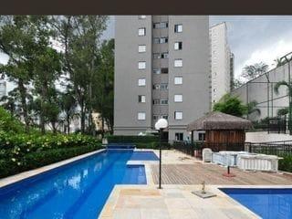 Foto do Apartamento-Apartamento para Locação Morumbi Mobiliado , 2 Quartos , 1 Vaga , 64m