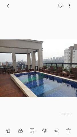 Foto do Apartamento-Apartamento para Locação Chacara Santo Antonio , 1 Quarto , 1 Vaga , 50m