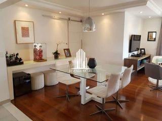 Foto do Apartamento-Apartamento á venda no Real Parque com 3 quartos e 2 vagas, 134m²