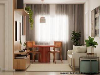 Foto do Apartamento-Ótimo Apartamento com 2 dormitórios à venda, 58 m² - Alto da Lapa - São Paulo/SP