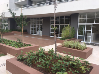 Foto do Apartamento-Apartamento para Venda e Locação Real Parque , 1 Quarto , 1 Vaga , 40m
