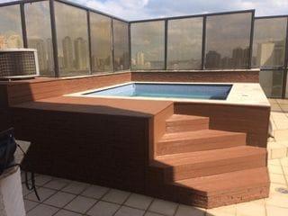 Foto do Apartamento-Cobertura Duplex para Venda e Locação Vila Andrade , 4 Quartos , 4 Vagas .