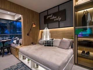Foto do Apartamento-Studio no Campo Belo