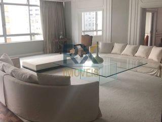 Foto do Apartamento-Apartamento à venda 4 Quartos, 1 Suite, 4 Vagas, 500M², Higienópolis, São Paulo - SP