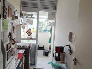 Foto do Apartamento-Condomínio Possue Lazer Completo possui academia, salão de festas, salão de jogos, quadra, brinquetoteca, piscina, dois playgrounds, duas churrasqueiras (uma de