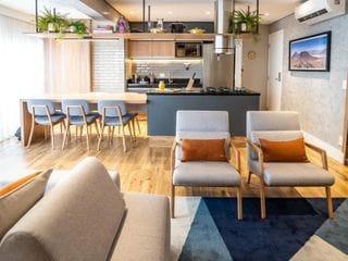 Foto do Apartamento-Apartamento com 3 dormitórios à venda, 70 m² por R$ 1.600.000,00 - Vila Olímpia - São Paulo/SP