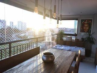 Foto do Apartamento-Apartamento com 3 dormitórios 1 suíte 2 vagas à venda, 91 m² - Lapa - São Paulo/SP