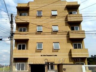 Foto do Apartamento-Apartamento à venda, de 76 m², 2 quartos sendo 1 suíte, e 2 vagas de garagem, Edifício Ydris Theodoro S. Leite, Vila Gato, Bragança Paulista, SP.