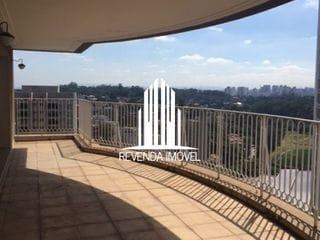 Foto do Apartamento-Apartamento com 4 dormitórios no Verveine Panamby