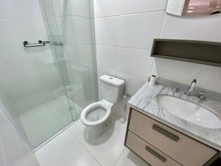 Foto do Apartamento-Lindíssimo Apartamento para venda com 3 dormitórios, 2 vagas de garagem, no Condomínio Resort Soleil, Jardim do Lago, Bragança Paulista, SP