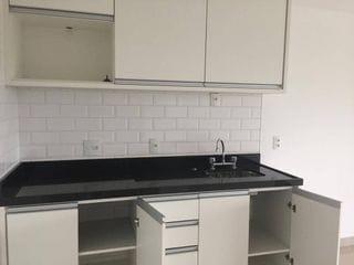 Foto do Apartamento-Apartamento para Locação Panamby, 2 quartos, 1 vaga, 57m.