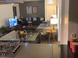 Foto do Apartamento-Apartamento a venda Morumbi 2 quartos sendo 2 suites, 2 vagas, 106m.