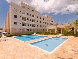 Foto do Apartamento-Apartamento à Venda no Residencial Spazio Las Vegas, Área de lazer completa, 3 quartos, 1 vaga, próximo a Unopar do Piza