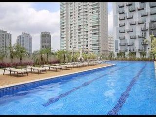 Foto do Apartamento-Apartamento para Locação Alto do Boa Vista , 1 Quarto , 1 Vaga , 31m