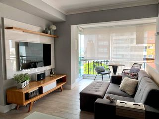 Foto do Apartamento-Apartamento Campo Belo, 2 quartos sendo 1 suite, 1 vaga, 65m