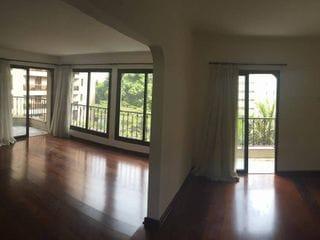 Foto do Apartamento-Apartamento no Jardins, 4 quartos sendo 4 suites, 4 vagas.