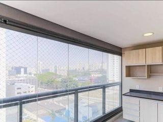 Foto do Apartamento-Apartamento para a locação Chac. Santo Antônio, 1 quarto, 1 vaga, 50m.