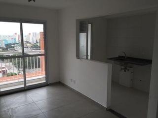 Foto do Apartamento-Apartamento à venda, 45 m² por R$ 370.500,00 - Glicério - São Paulo/SP