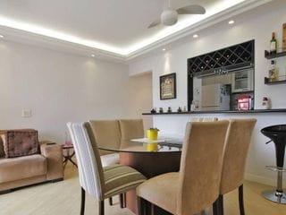 Foto do Apartamento-Apartamento no jardim caboré, 3 quartos,1 suite,2 vagas,75MT.