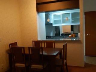 Foto do Apartamento-Apartamento no Jd Terra Bonita - Edifício Fit Terra Bonita - Locado - Mobiliado - 3 Quartos sendo 1 suíte - 2 Vagas de Garagem