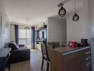 Foto do Apartamento-Apartamento à venda com 3 quartos, sendo 1 suíte, e 2 banheiros no total. Este apartamento é bom para quem procura conforto e comodidade e fica situado no condo