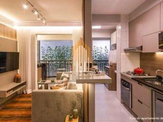 Foto do Apartamento-2 dormitório com suíte e vaga