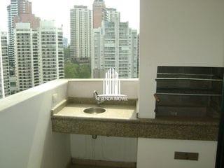 Foto do Apartamento-Apartamento 3 suítes e 4 vagas à venda no Morumbi