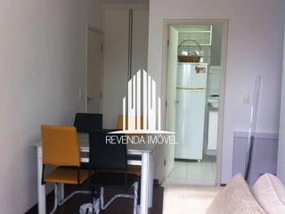 Foto do Apartamento-Locação apto. semi mobiliado no Morumbi