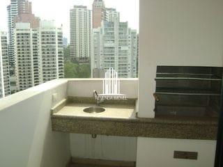 Foto do Apartamento-Apartamento para locação de 160 m ², 3 suítes no Morumbi