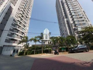 Foto do Apartamento-Apartamento 1 dormitório, com vaga e piscina no Panamby Morumbi,