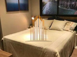Foto do Apartamento-Apartamento no Brás, 2 dormitóri0so + 1 vaga, lazer completo