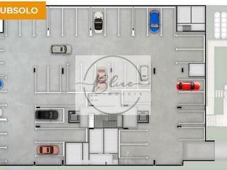 Foto do Apartamento-Apartamento à venda 3 Quartos, 1 Suite, 1 Vaga, 78.16M², Capão Raso, Curitiba - PR