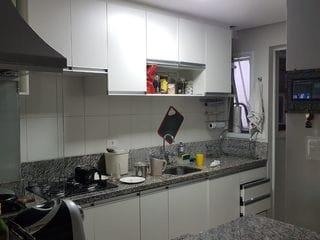 Foto do Apartamento-Apartamento à venda na Gleba Palhano - Edifício Crystal Place - 3 Quartos sendo 1 suíte - Churrasqueira - 2 Vagas de garagem paralelas - Completo de armários