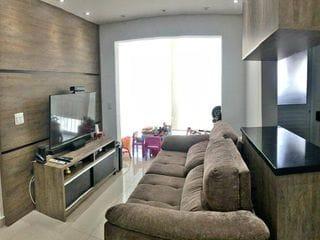 Foto do Apartamento-Apartamento que conta com aproximadamente 57m² de área privativa, distribuídos em uma planta moderna que aproveita muito bem os espaços. O apartamento conta com