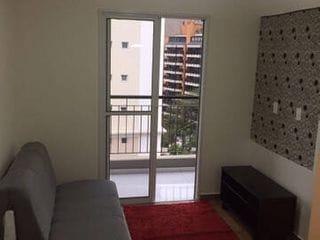 Foto do Apartamento-Apartamento no morumbi, 1 quarto,1 banheiro,1 vaga, 44mt.