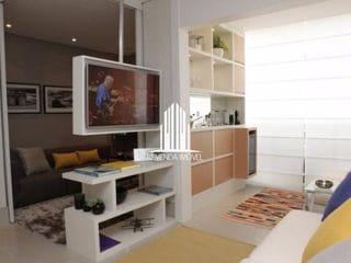 Foto do Apartamento-2 quarto no Brás com deposito