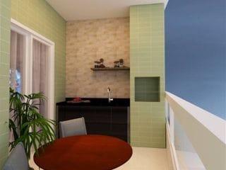 Foto do Apartamento-Apartamento à venda, 64 m² por R$ 339.000,00 - Caiçara - Praia Grande/SP
