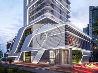 Foto do Apartamento-Apartamento à venda 4 Quartos, 4 Suites, 3 Vagas, 194.25M², Centro, Balneário Camboriú - SC