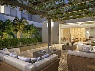 Foto do Apartamento-Apartamento à venda Edif. Cosmopolitan - Sol da  Manhã -75m² útil  (02 gar.) ,03 dorm. (01 suite) Sac. Chur.Gleba Fazenda Palhano, Londrina, PR