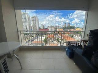 Foto do Apartamento-Apartamento Brooklin locação , 1 quarto, 1 vaga,47m.