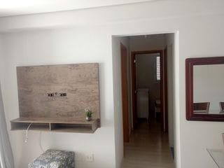 Foto do Apartamento-Apartamento à venda no Centro - Edifício Terralis Jardin - 3 Quartos sendo 1 suíte - Sacada com churrasqueira - 2 Vagas de Garagem - Cozinha - Armários